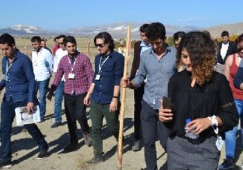 Life is shaped from pieces that come together to form a whole 2nd Biodynamic Conference in Turkey